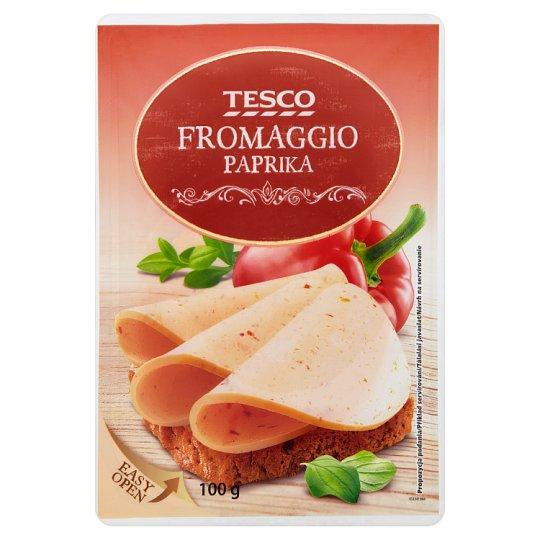 Tesco Fromaggio Paprika 100 g