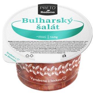 Ryba Žilina Preto Bulgarian Salad 140 g
