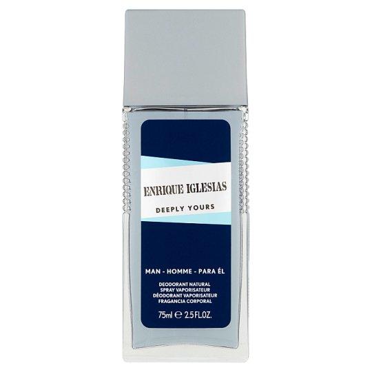 Enrique Iglesias Deeply Yours dezodorant natural sprej 75 ml