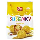 Rej Banana Cookies with Spelled Flour 190 g