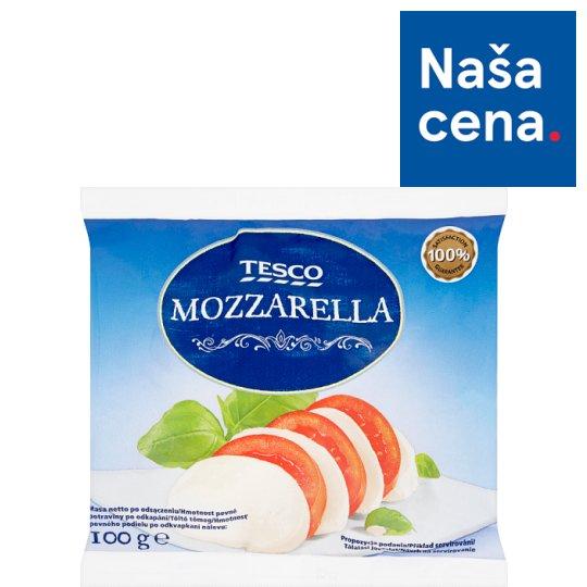 Tesco Mozzarella 100 g