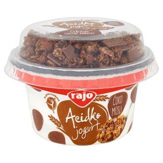 Rajo Acidko Chocolate Muesli Yoghurt 150 g
