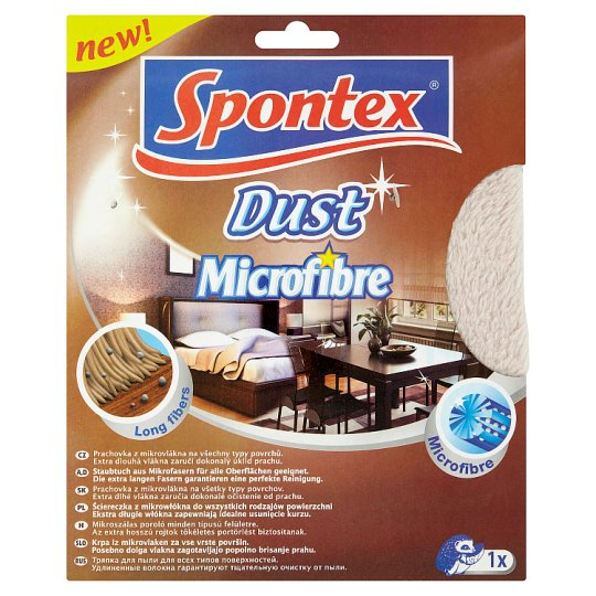 Spontex Duster Microfibre on all Types of Surfaces