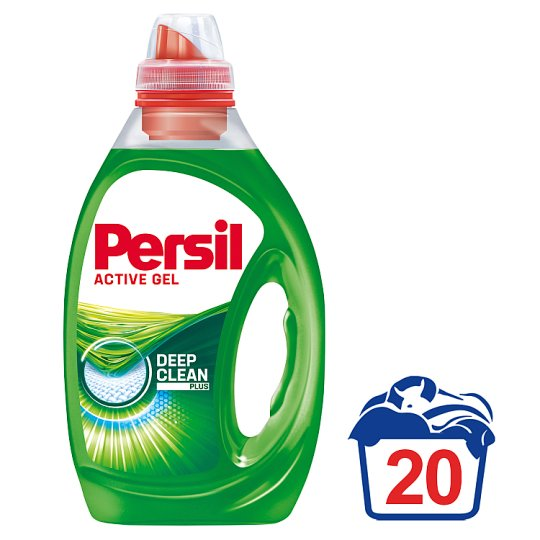 Persil 360° Complete Clean Power Gel Washing Detergent 20 Washes 1.00 L