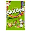 Skittles Crazy Sours žuvacie cukríky v cukrovej vrstve s kyslými ovocnými príchuťami 208 g