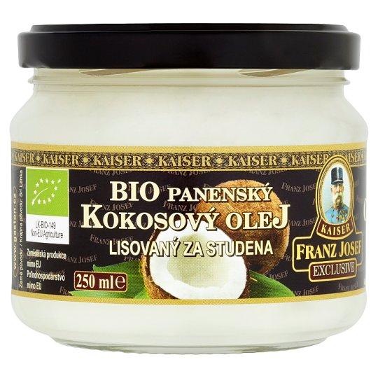Kaiser Franz Josef Exclusive Bio Virgin Coconut Oil Cold Pressed 250 ml