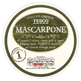 Tesco Mascarpone 250 g