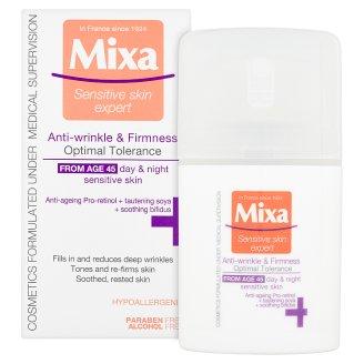 image 2 of Mixa Sensitive Skin Expert Anti-Wrinkle & Firmness Optimal Tolerance 50 ml