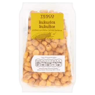 Tesco Roasted Corn with Barbecue Flavour 150 g