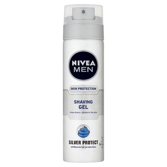 Nivea Men Silver Protect Gél na holenie 200 ml