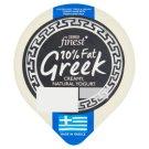 Tesco Finest Greek Creamy Natural Yoghurt 10% Fat 150 g