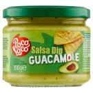 Poco Loco Dip Guacamole Style studená rajčinová omáčka s avokádom 300 g