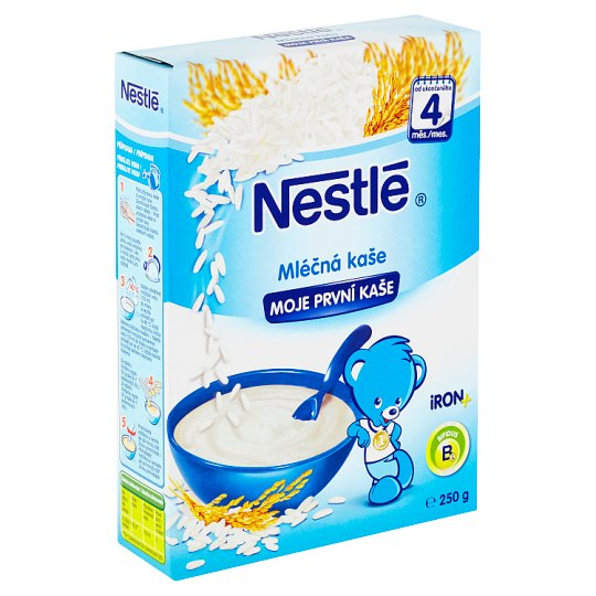 Nestlé My First Slurry 250 g
