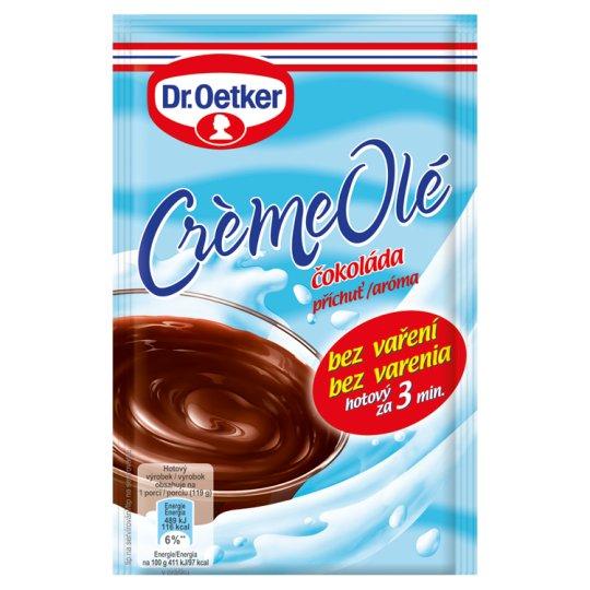 Dr. Oetker Crème Olé Čokoláda aróma 56 g