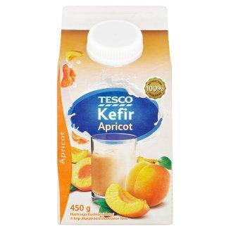 Tesco Apricot Kefir Milk 450 g