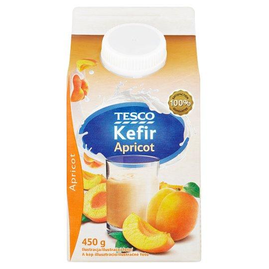 Tesco Marhuľové kefírové mlieko 450 g