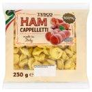 Tesco Cappelletti vaječné cestoviny plnené šunkou bravčovinou a hovädzinou 250 g