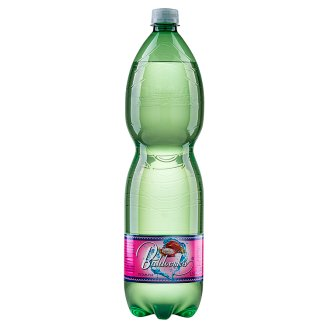 Baldovská Carbonated Mineral Water with Flavor Pitahaya 1.5 L