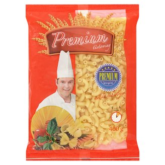 Premium Egg Free Pasta Small Knuckle 400 g