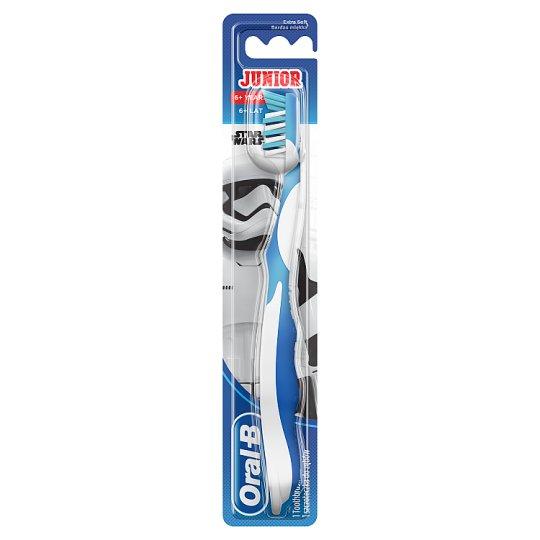 Oral-BJunior Manuálna Zubná Kefka S Motívmi Star Wars