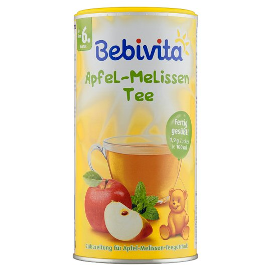 Bebivita Apple-Melissa Tea 200 g