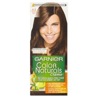 Garnier Color Naturals Crème dlhotrvajúca vyživujúca farba hnedá zlatá 4.3