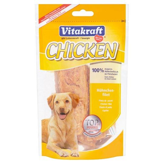 Vitakraft Pásky z kuracieho mäsa 80 g