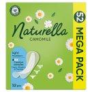 Naturella Light Camomile Intímky 52 ks.