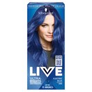 Schwarzkopf Live Ultra Brights or Pastel Hair Color Electric Blue 095