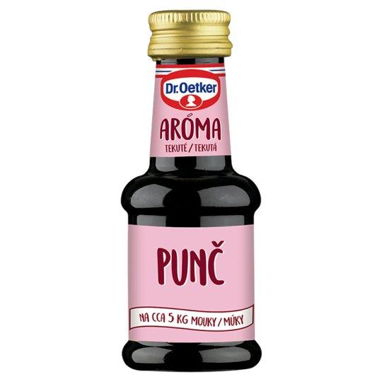 Dr. Oetker Punch Liquid Aroma 38 ml