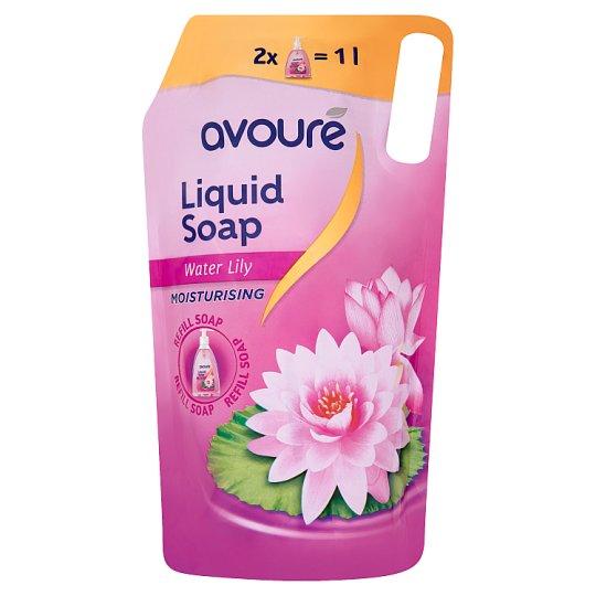 Avouré Water lily tekuté mydlo 1 l