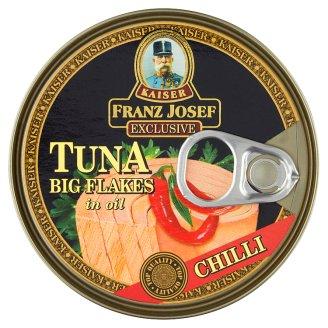 Kaiser Franz Josef Exclusive Tuniak kúsky v slnečnicovom oleji s chilli 170 g
