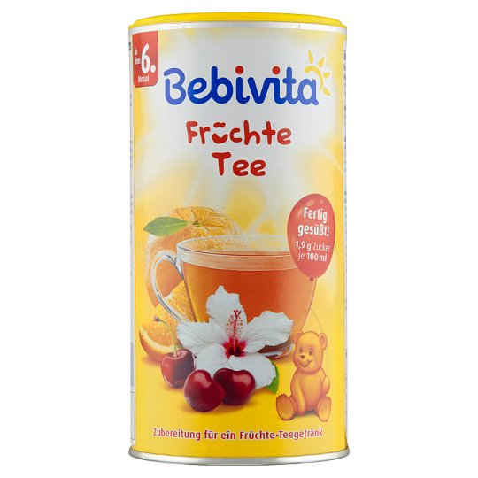 Bebivita Fruit Tea 200 g