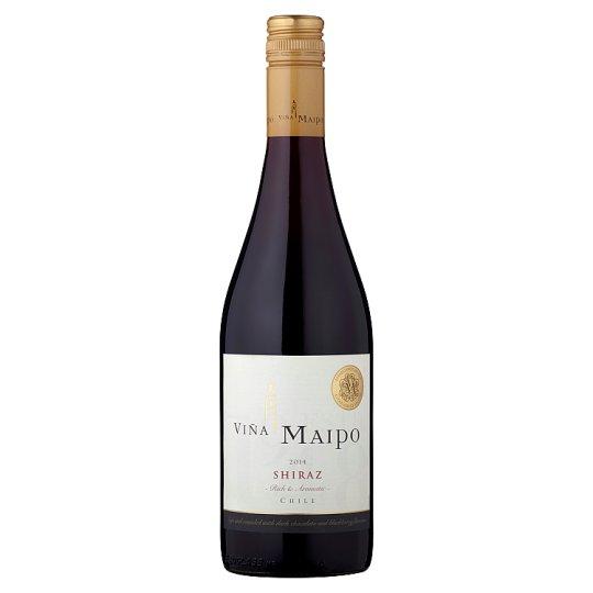 Viña Maipo Shiraz Red Wine 0.75 L