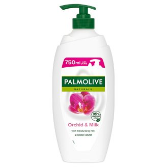 Palmolive Naturals Irresistible Softness sprchovacie mlieko 750 ml