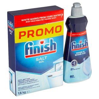 Finish Soľ do umývačky riadu a leštidlo
