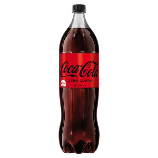 Coca-Cola Zero, 1.25 L