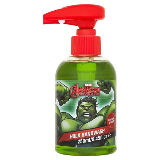 Hulk Liquid Soap for Kids with Sounds 250 ml