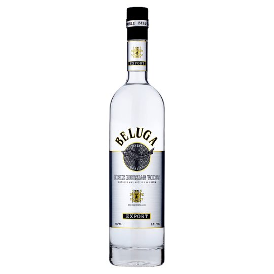 Beluga Noble Russian Vodka 40% 0,7 l