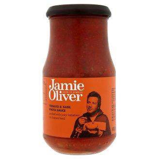 Jamie Oliver Omáčka na cestoviny paradajky a bazalka 400 g