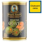 Kaiser Franz Josef Exclusive Green Olives Stuffed with Salmon Paste in Brine 300 g