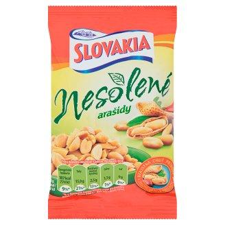 Slovakia Arašidy nesolené 90 g