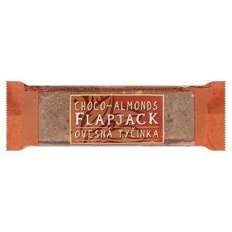 Rupa Flapjack Choco-Almonds ovsená tyčinka s praženými mandľami a čokoládou 50 g
