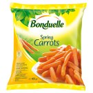 Bonduelle Deep Frozen Extra Fine Whole Spring Carrots 400 g