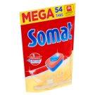 Somat Gold Tablety na automatické umývanie riadu 54 tabliet 1036,8 g