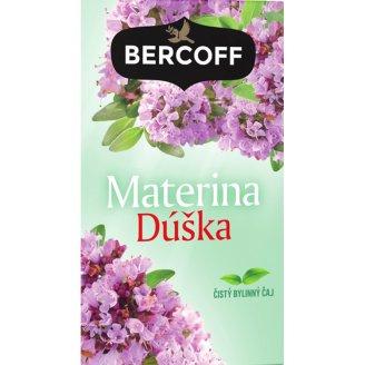 Bercoff Klember Herbal Materina dúška čistý bylinný čaj 20 x 1,5 g
