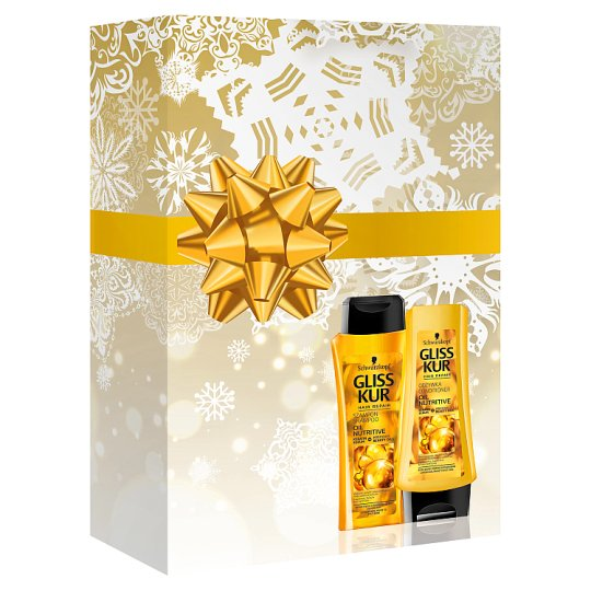 Gliss Kur Oil Nutritive Gift Set