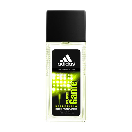 Adidas Pure Game Deodorant Natural Spray 75 ml