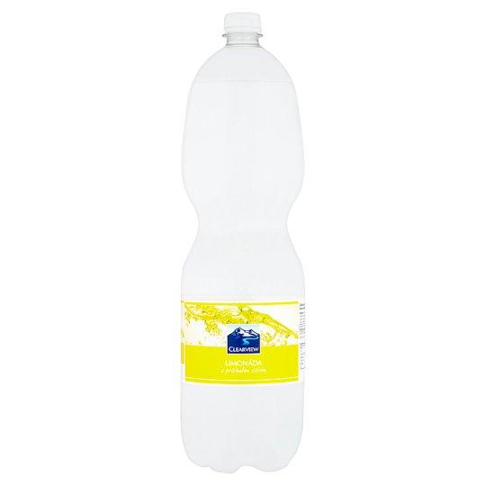 Clearview Limonáda s príchuťou citrón 2 l