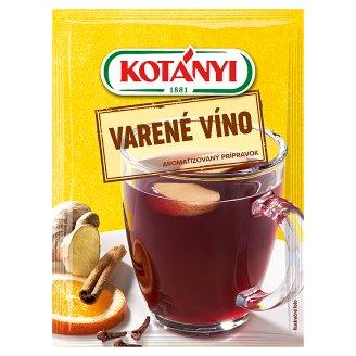 Kotányi Aromatizovaný prípravok s koreninami na Varené víno 35 g